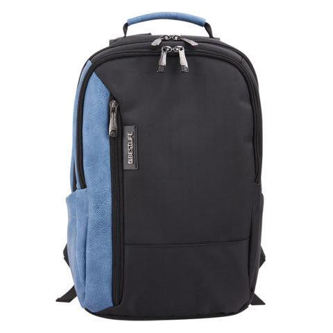 Mochila para portatil 15.6  titan blue bestlife