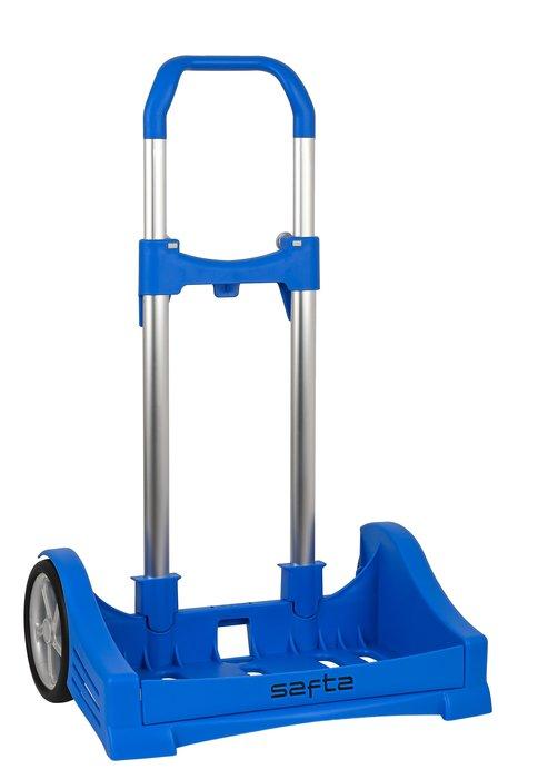 Carro portamochilas evolution azulina
