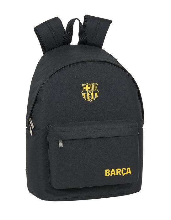 Mochila para portatil 14,1 f c barcelona black