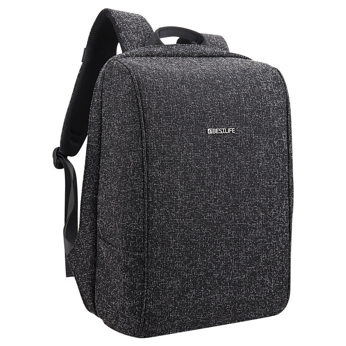 Mochila para portatil 15,6+ tablet calpe black