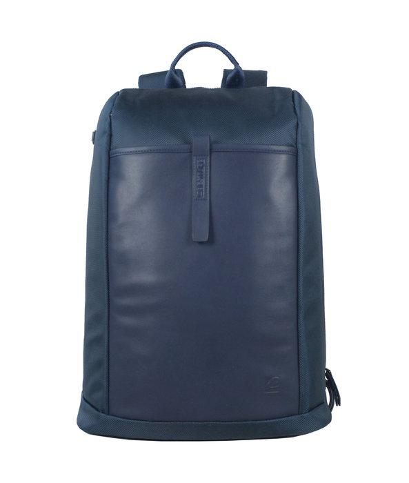 Mochila para portatil 15,1 brno grey blue