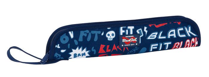 Portaflautas blackfit8 letters