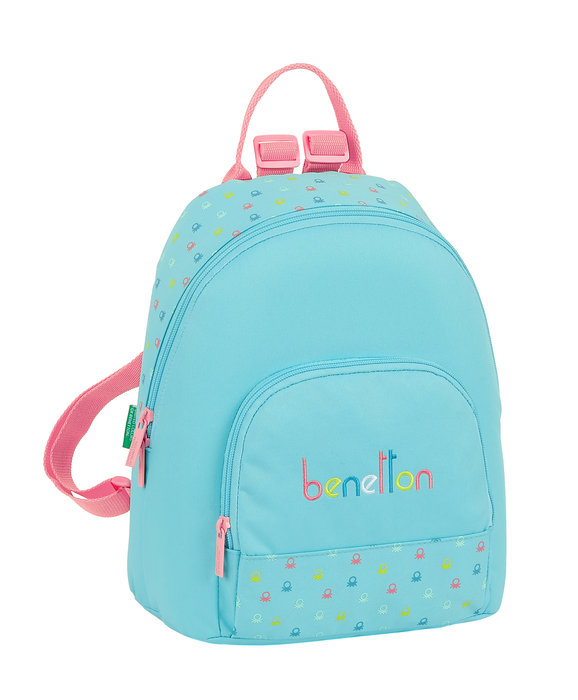 Mini mochila benetton candy