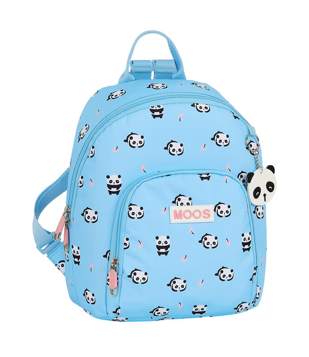 Mini mochila moos panda