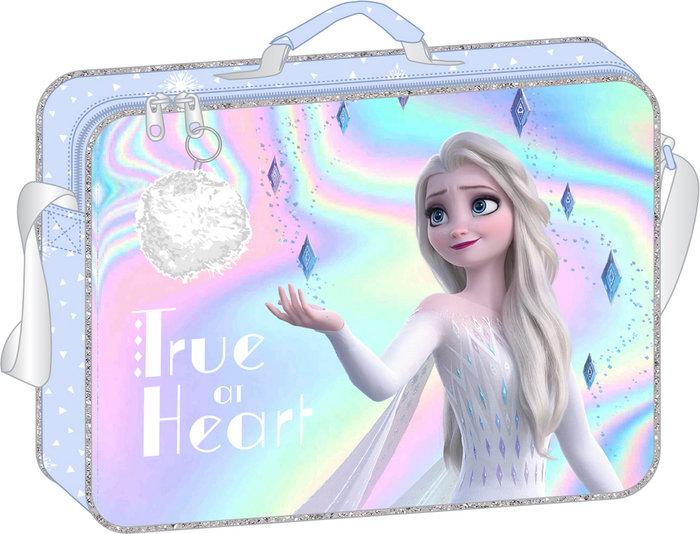Cartera extraescolares frozen ii true at heart