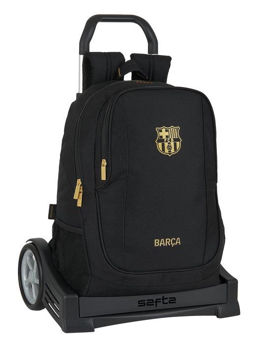 Mochila mod 665 con carro evolution f c barcelona 2ª equip 2