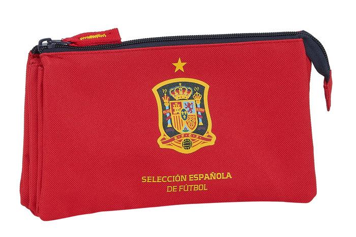 Portatodo triple seleccion espaÑola de futbol