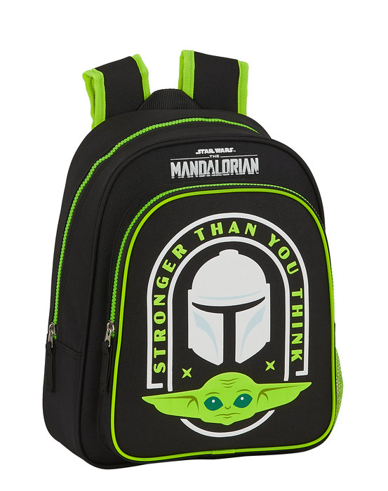 Mochila infantil adaptable a carro the mandalorian