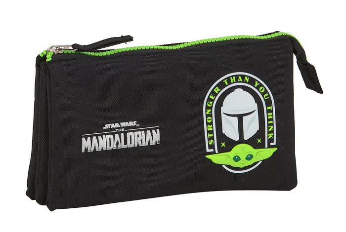 Portatodo triple the mandalorian