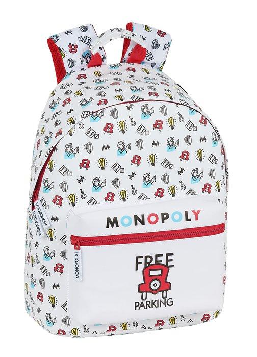 Mochila para portatil 14,1 monopoly