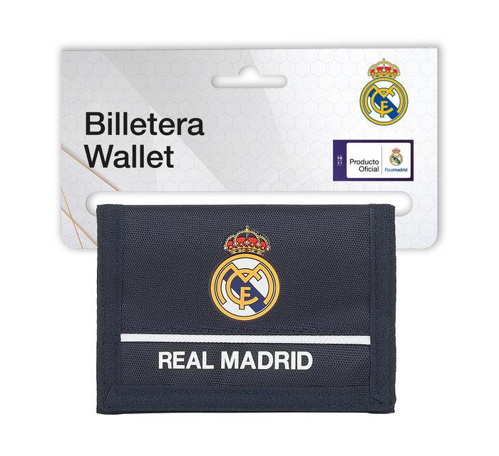 Billetera real madrid
