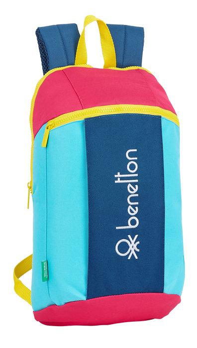 Mini mochila benetton colorine