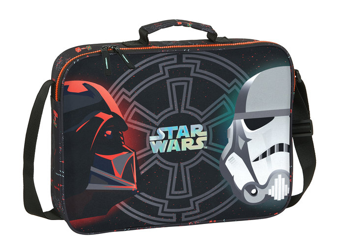 Cartera extraescolares star wars the dark side