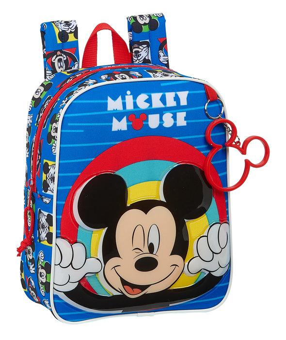 Mochila guarderia adaptable a carro mickey mouse me time