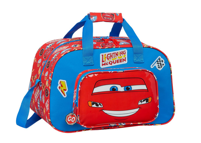 Bolsa deporte cars mc queen