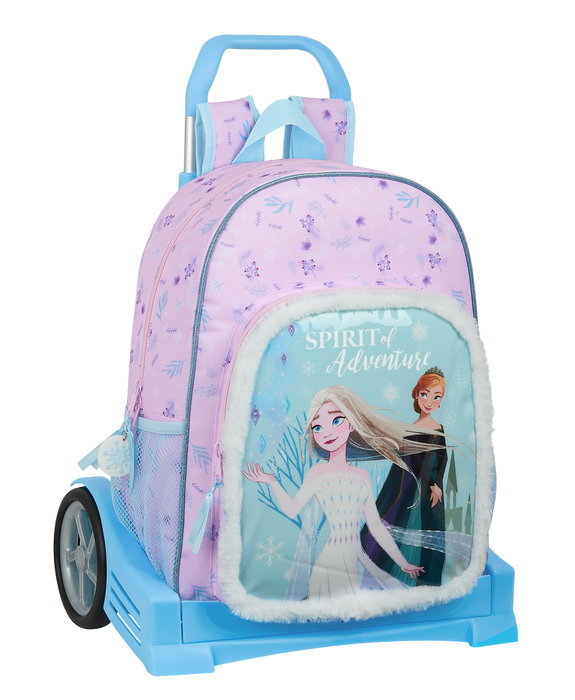 Mochila mod 180 con carro evolution frozen ii spirit of adve