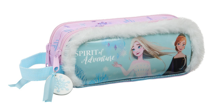 Portatodo doble frozen ii spirit of adventure