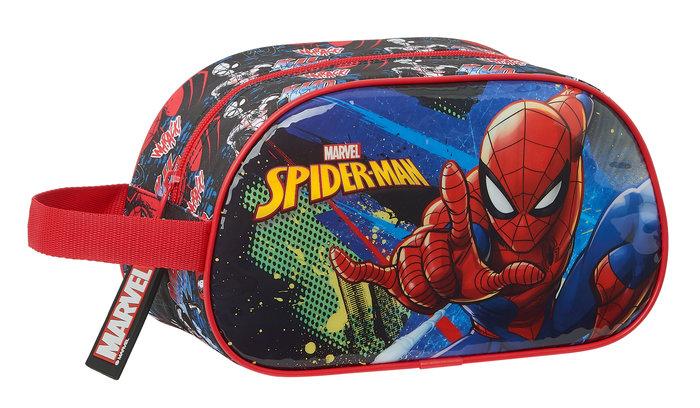 Neceser 1 asa adaptable a carro spiderman go hero