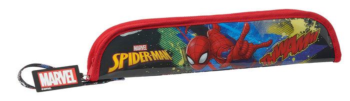 Portaflautas spiderman go hero