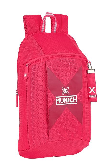 Mini mochila munich cherry