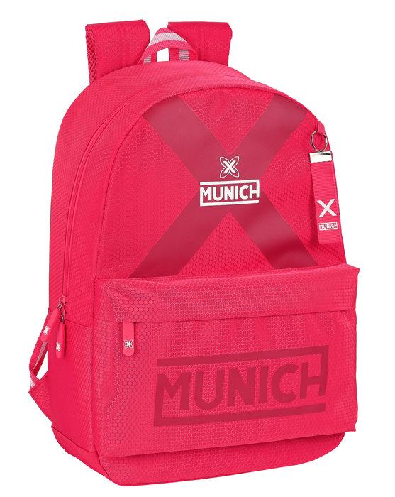 Mochila adaptable a carro munich cherry