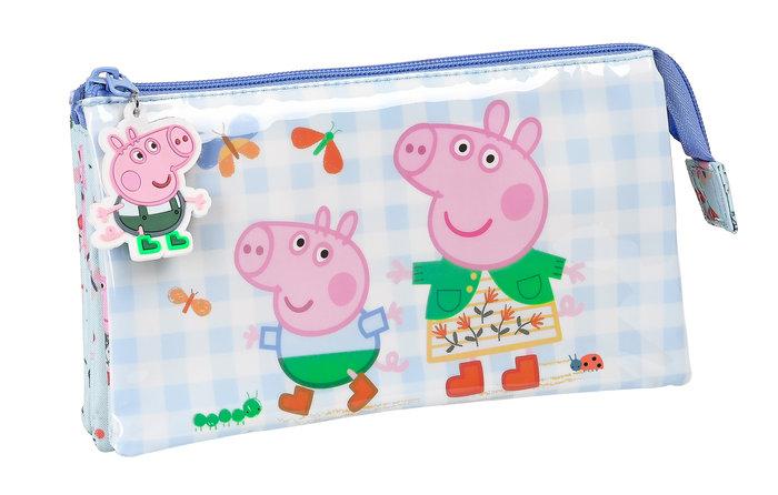 Portatodo triple peppa pig urban farmer