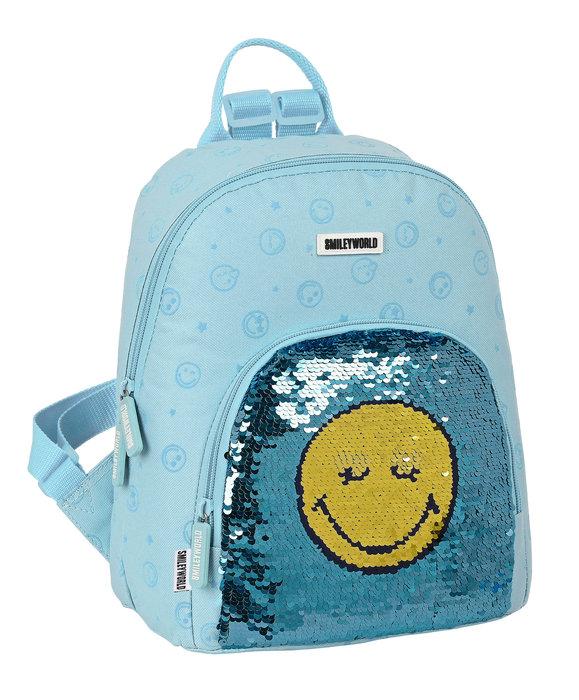 Mini mochila smiley world litlle dreamer
