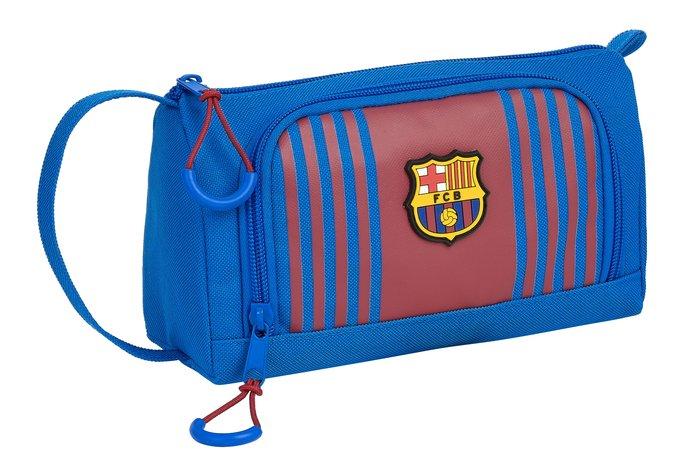 Portatodo con bolsillo desplegable vacio f.c. barcelona 1ª e