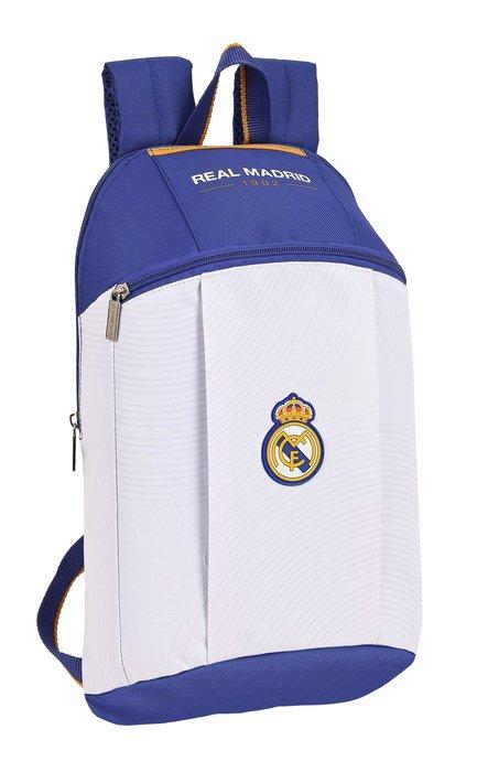 Mini mochila real madrid 1ª equip. 21/22