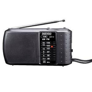 Radio daewoo analogica drp-14