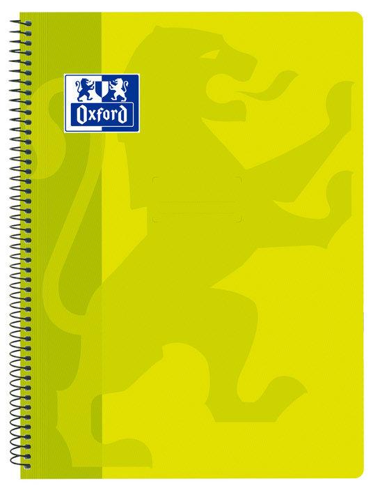 Bloc oxford school classic pp folio 80 hojas 4x4 lima