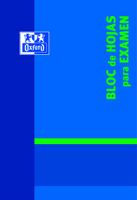 Bloc folio 40h evaluacion oxford school