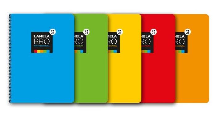 Bloc folio cuadrovia lamela 3mm tapa extradura 100h 90g surt