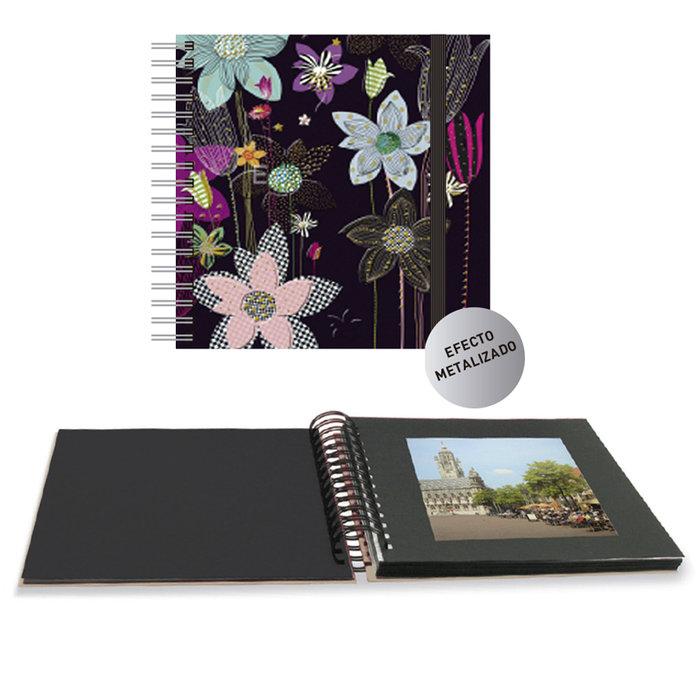 Album fotos espiral spring 25 x 25