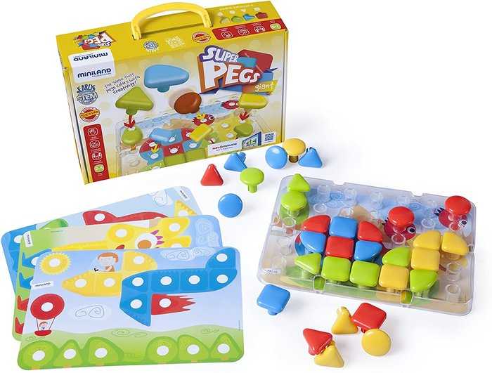Juego super pegs giant
