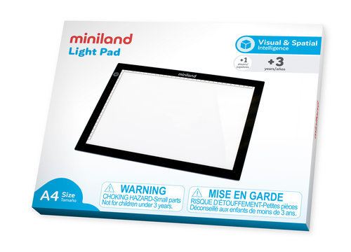 Caja de luz a4 lightpad