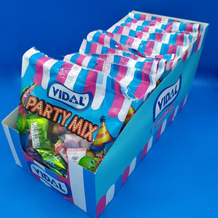Golosina party mix caja 12 unidades 150 gr