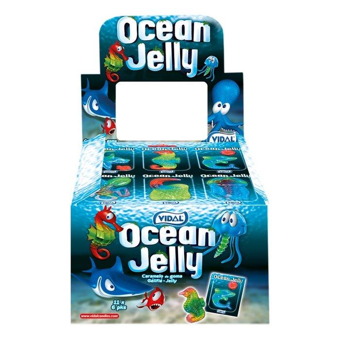 Golosina ocean jelly 66 unid