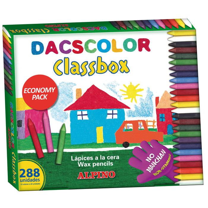 Cera dacscolor pack econom c/288