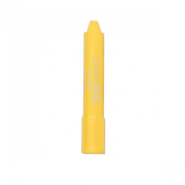 Maquillaje alpino set 6 unid face stick amarillo