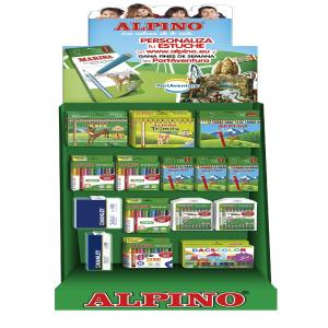 Expositor alpino coloring