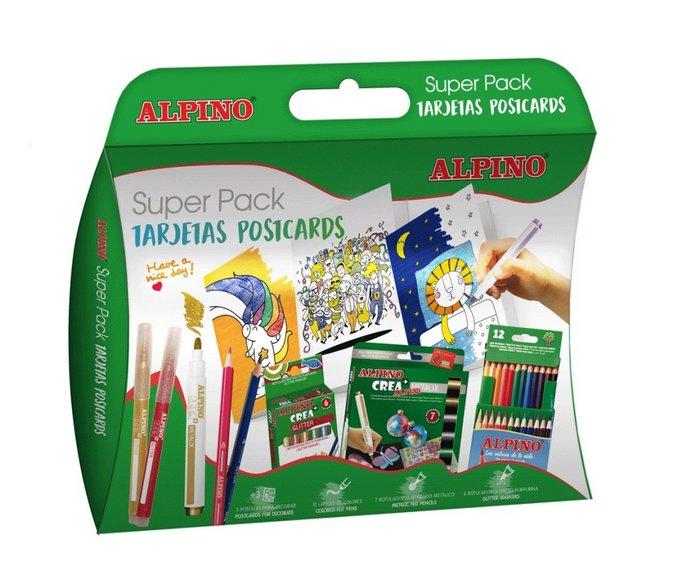 Superpack alpino postales