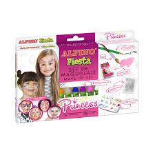 Set maquillaje alpino fiesta princess 6 uds suritdas