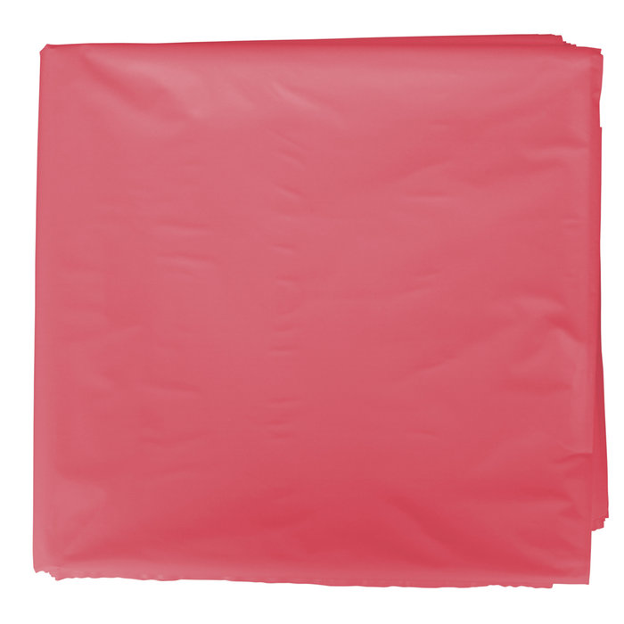 Bolsa disfraz 56x70cm 25 unid rosa
