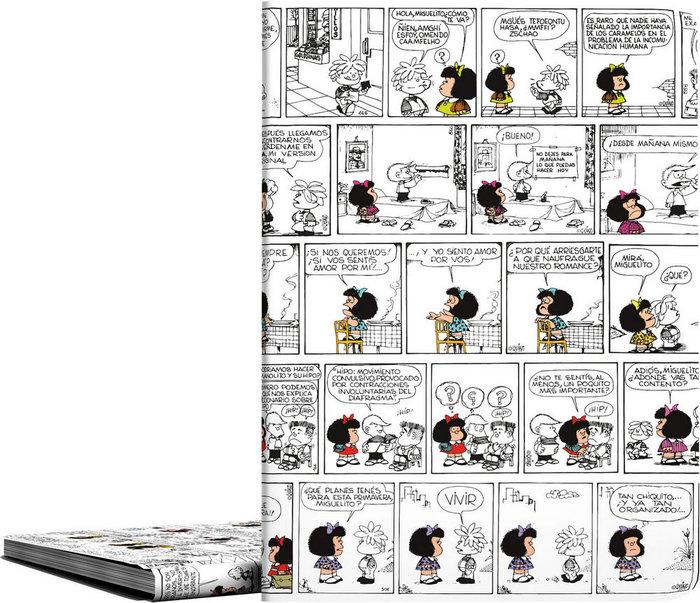 Carpeta 30 fundas pp mafalda 2019 comic