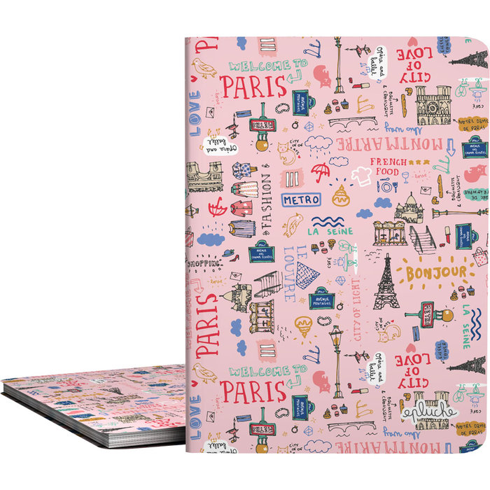 Carpeta 30 fundas pp laurie 21 paris
