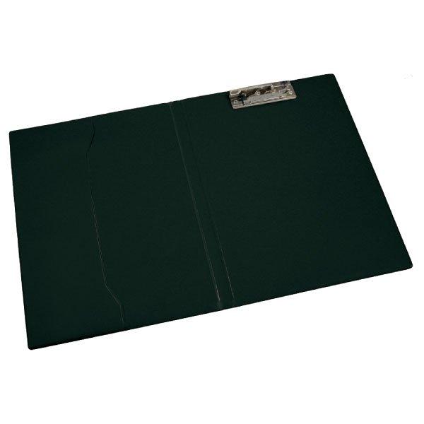 Carpeta fº clip superior negro