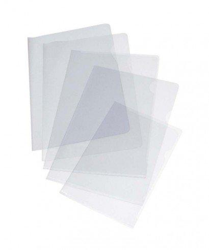 Dossier uñero folio pp transparente 327 x 225 mm 80 micras