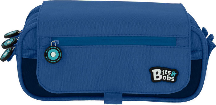 Portatodo triple bits&bobs azul