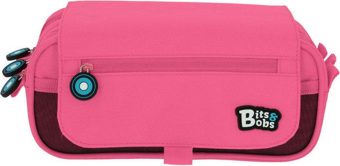 Portatodo triple bits&bobs rosa